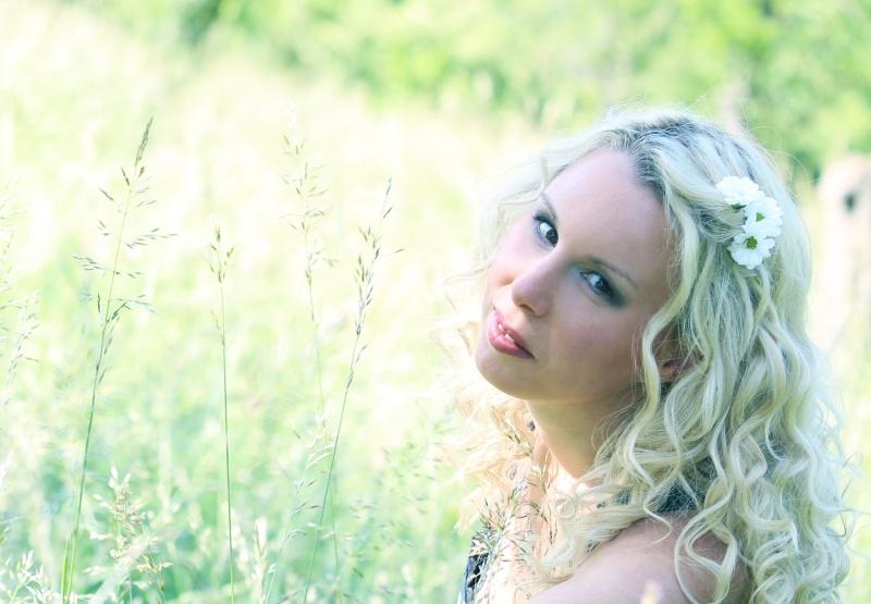 Sängerin Bettina Kiegler